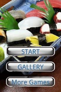 美食拼圖:壽司