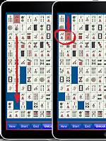 Screenshot of zMahjong Solitaire Free