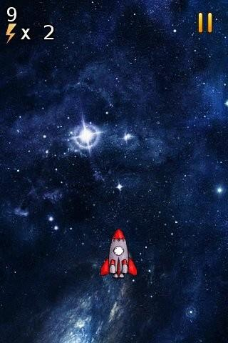 Escape In Space - screenshot