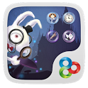 (FREE)Alice GO Launcher Theme icon