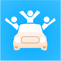 Poolmyride - Carpool Rideshare icon