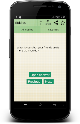 Riddles with answers free