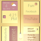 Bright Squares ssLauncher OR icon