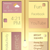 Bright Squares ssLauncher OR