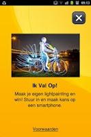 Screenshot of Ik Val Op!