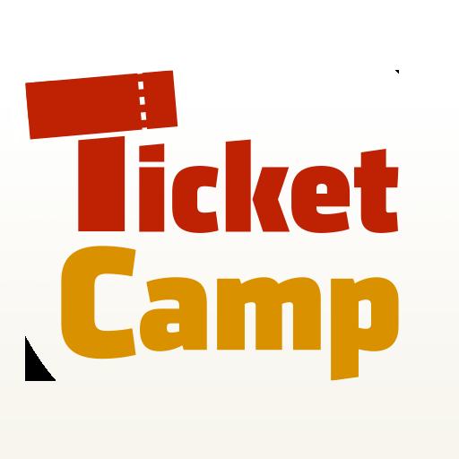 チケット売買 チケットキャンプ 定価以下〜良席まで5万枚以上 購物 App LOGO-APP開箱王