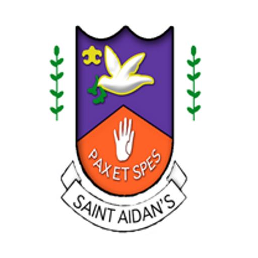 St Aidan's CBS LOGO-APP點子