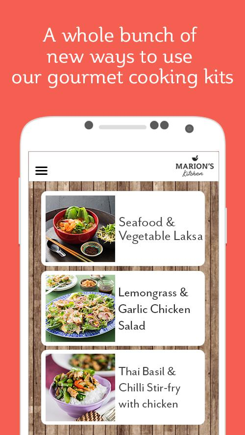 Marion S Kitchen Recipes Android Apps On Google Play