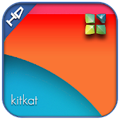 kitkat Next launcher theme