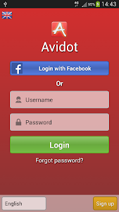 Avidot - Chat, Flirt and Meet screenshot 0