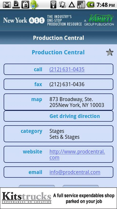 NY 411 - screenshot