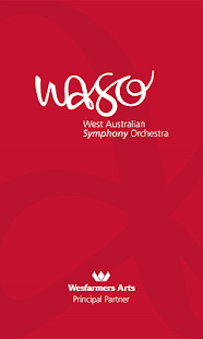 West Aust Symphony Orchestra screenshot