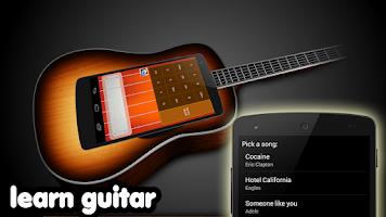 Screenshot of Guitar