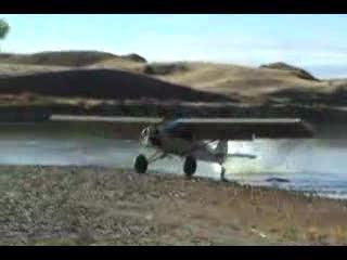 Wayne Mackey incredible short landings