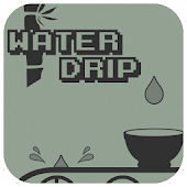 Water Drip - Retro Game