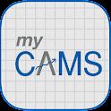 myCAMS icon