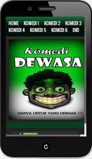 Humor Dewasa