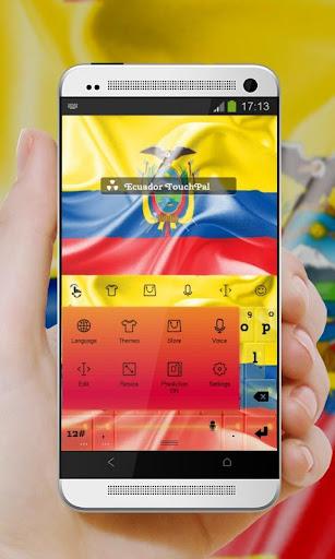 個人化必備免費app推薦 厄瓜多爾 TouchPal Theme線上免付費app下載 3C達人阿輝的APP