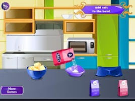 Screenshot of Cookies Cooking