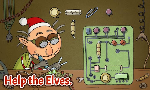 Christmas Countdown Elf Story- screenshot thumbnail