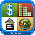 Biz Expense Tracker - Android icon
