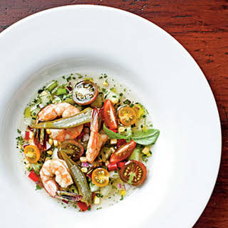 Seasoned Shrimp.