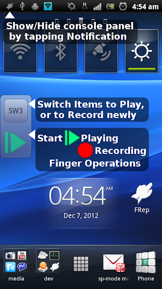 FRep - Finger Replayer 3.99