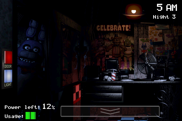 Five Nights at Freddy's 4 v1.1 APK - Cover