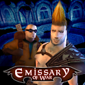 Emissary of War logo