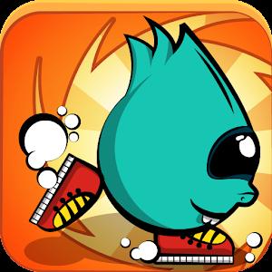 Angry Zombies vs Running Rico