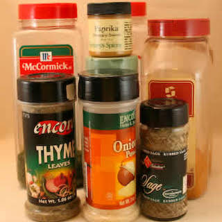 Dry Rub No Salt Recipes.