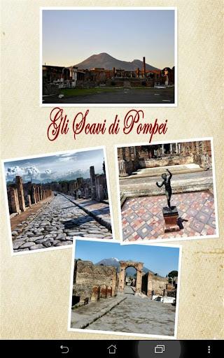 Pompei: Gli Scavi