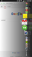 Screenshot of Dock4Droid Unlock