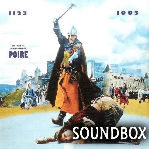 Les Visiteurs soundbox Icon