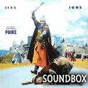 Les Visiteurs soundbox icon