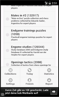 Chess puzzles, Chess tactics - screenshot thumbnail