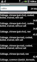 Screenshot of K-Kalk Free