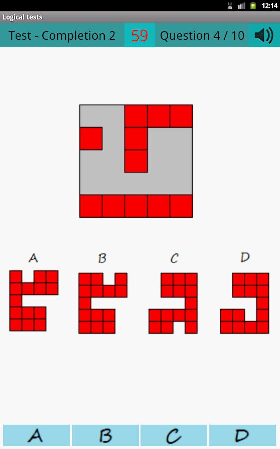 тест на интеллект правильные ответы 40 волросов