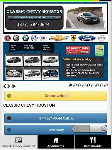 Classic Chevy Houston