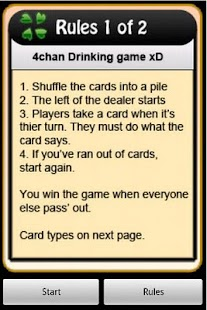 4Chan Drinking Game - screenshot thumbnail