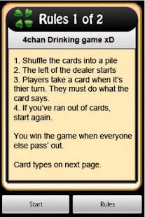 4Chan Drinking Game- screenshot thumbnail