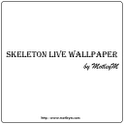 Skeleton Live Wallpaper icon