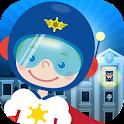 Детский полицейский icon