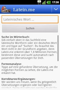 Latein-Wörterbuch (Offline) - screenshot thumbnail