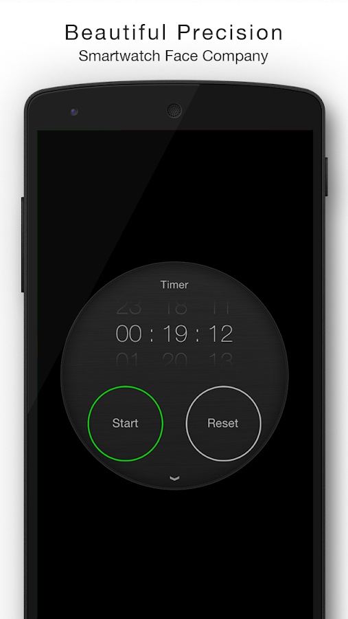 Circles - Smartwatch and Alarm - screenshot