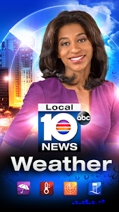 WPLG Local 10 Weather- screenshot thumbnail