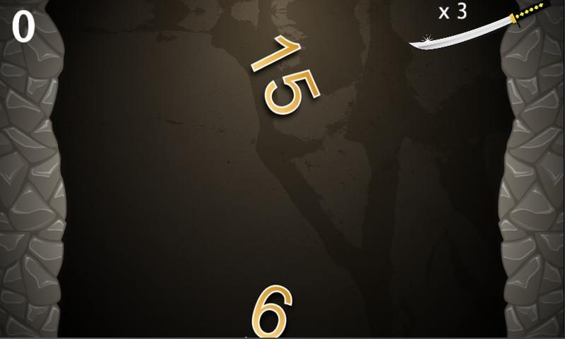 Factor Samurai - screenshot