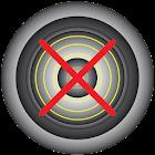 Silent Ringtone, hangup icon