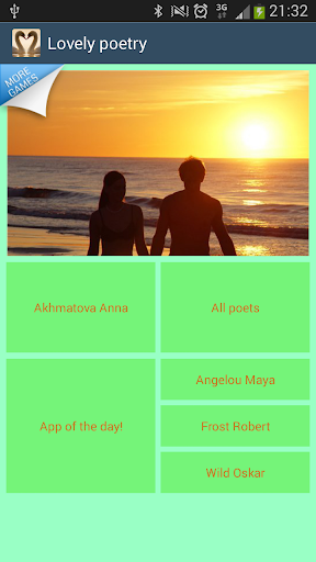 Poems - Love Foundation
