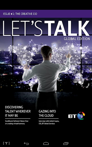 BT Let's Talk Global Edition